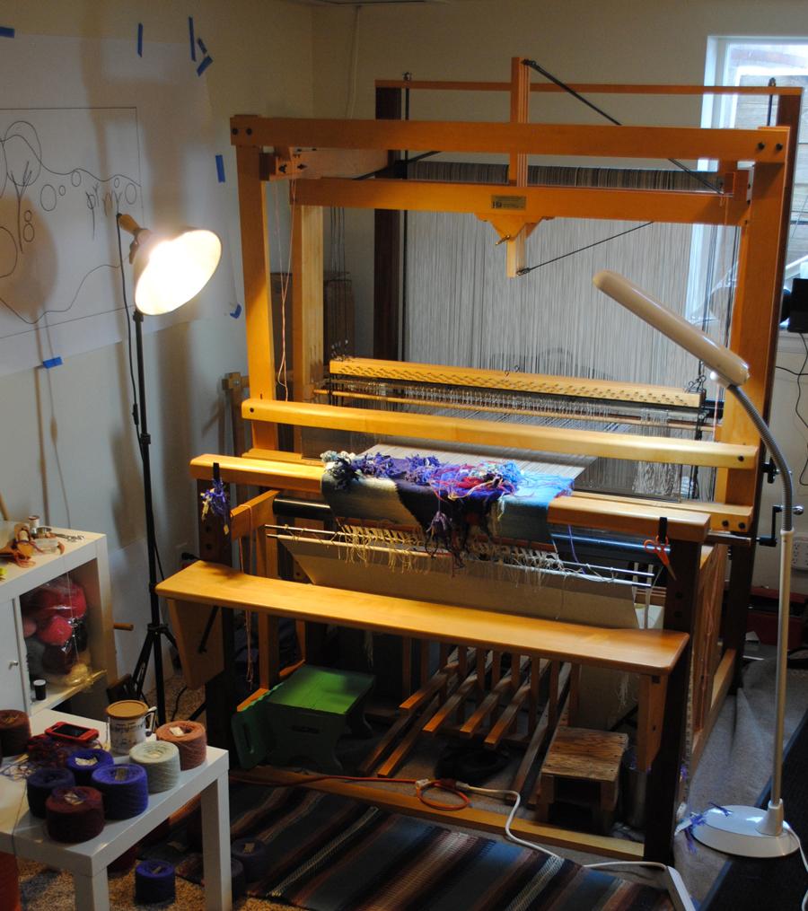 Harrisville Rug Loom