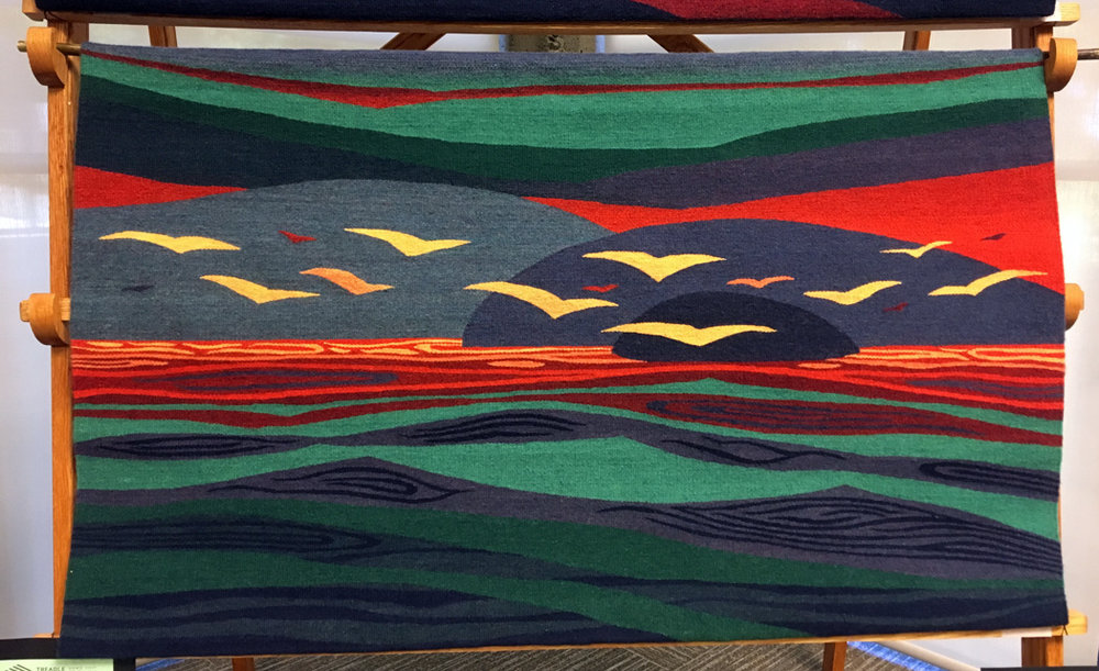 Katia Paroczi,  Bellingham Bay Impressions I