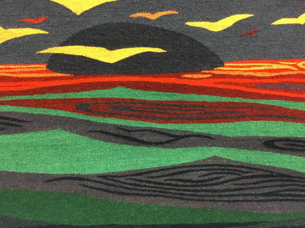 Katia Paroczi,  Bellingham Bay Impressions I  detail