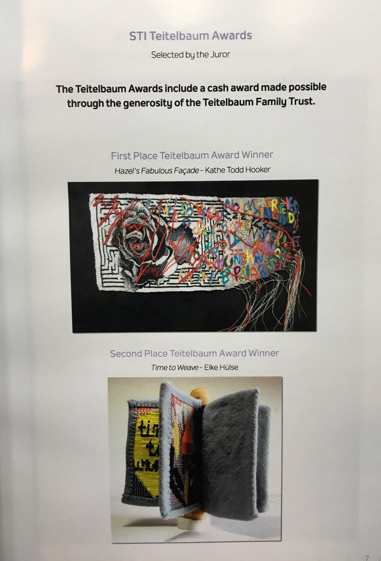 Teitelbaum Award winners