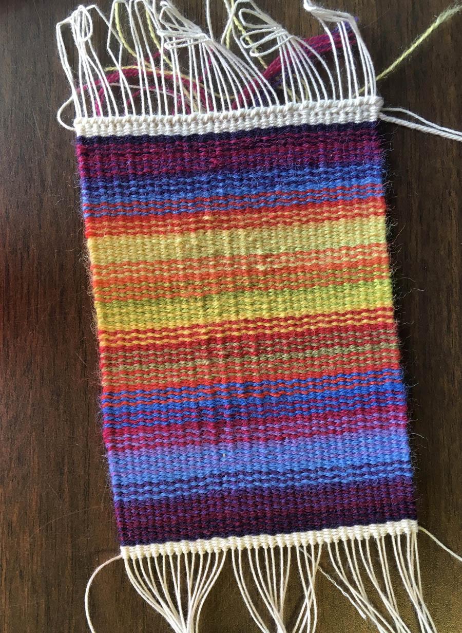 Carol's stripes