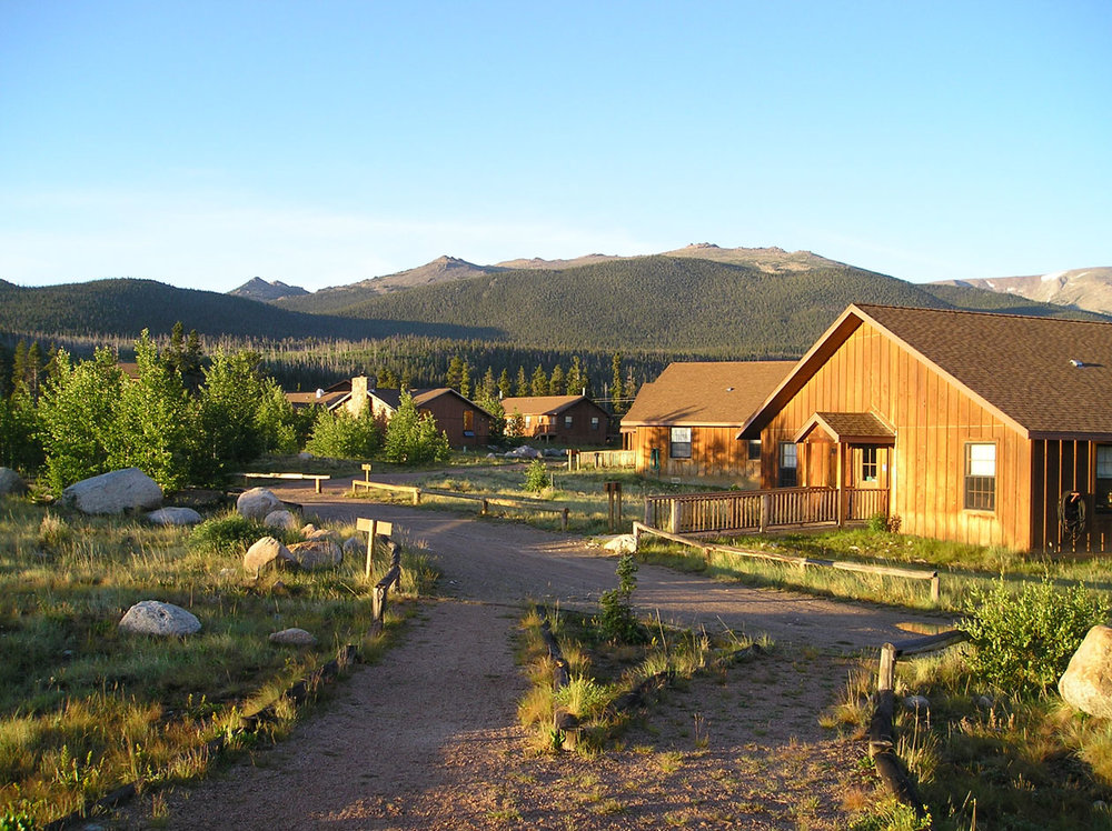 Conference Cabins at CSU Mountain Campus