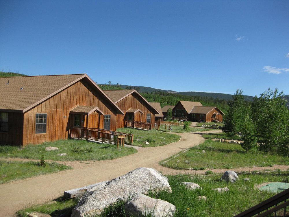 Campus cabins