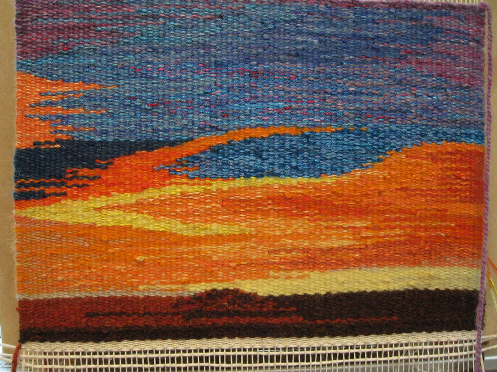 Dinah Rose, tapestry