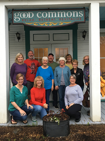 Vermont 2017 group