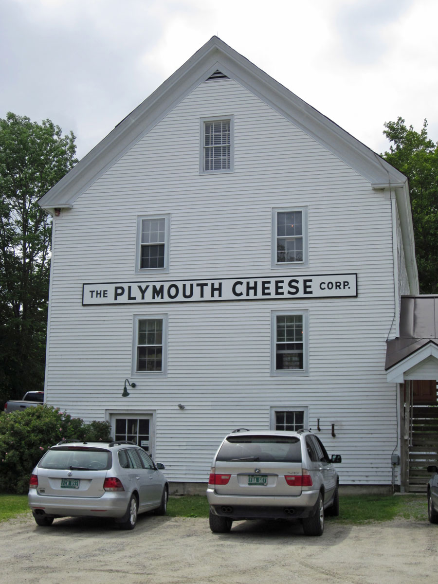 This place is about a mile up the road... if you like cheese