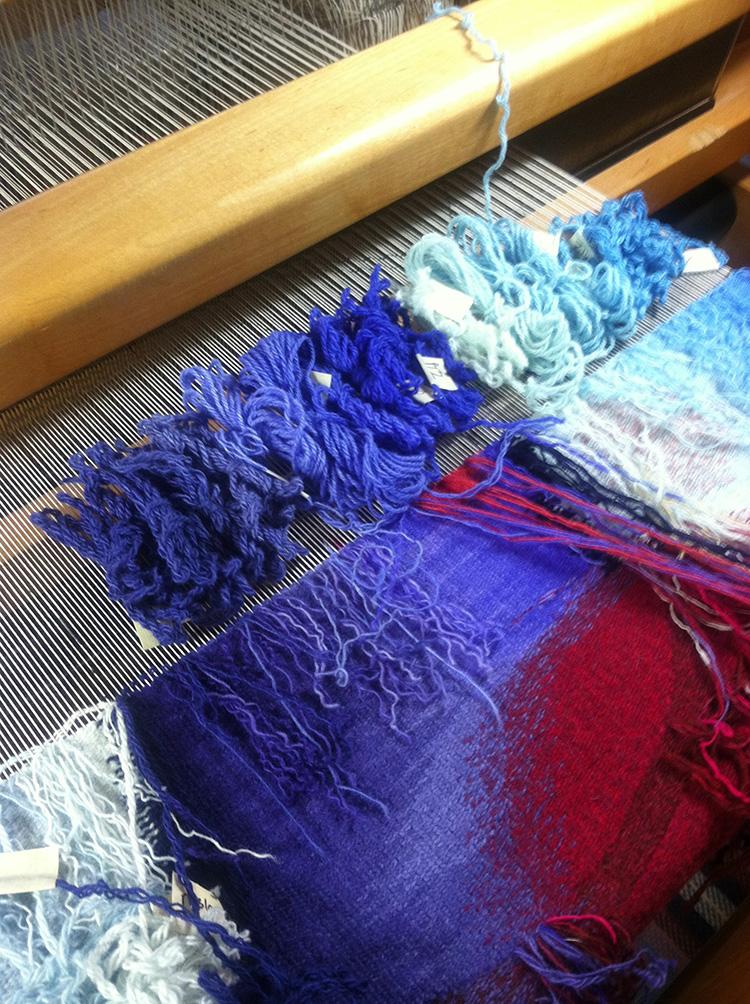 Harrisville Koehler singles, tapestry