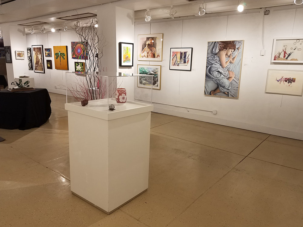 Webster Arts gallery