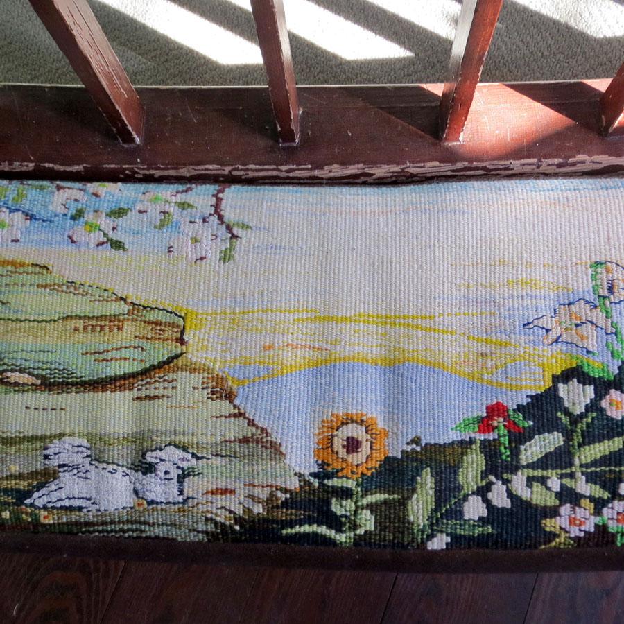 Pat Williams, tapestry artist