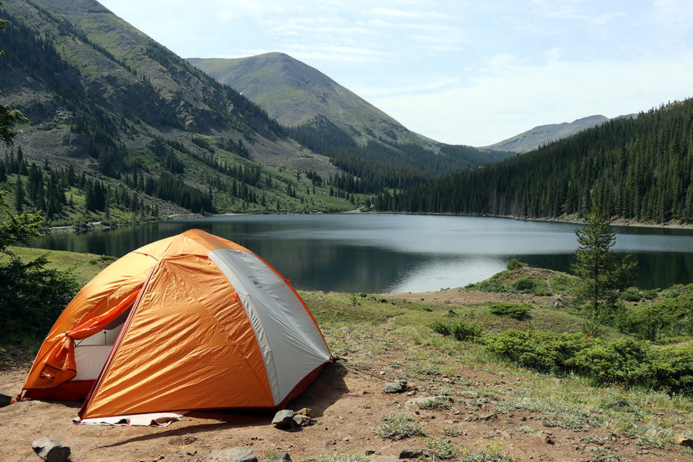 Mirror Lake. Best campsite EVER. And I'll never go back. (ATVs from 11 am to dark. Dust and noise were constant.)