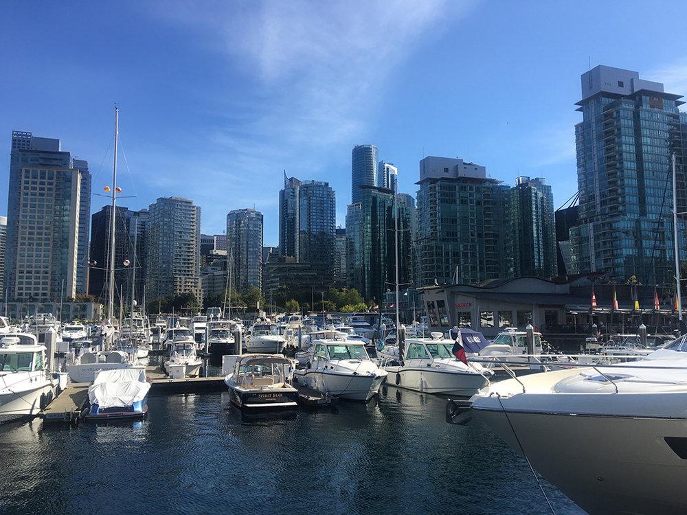 Vancouver , B.C., Canada