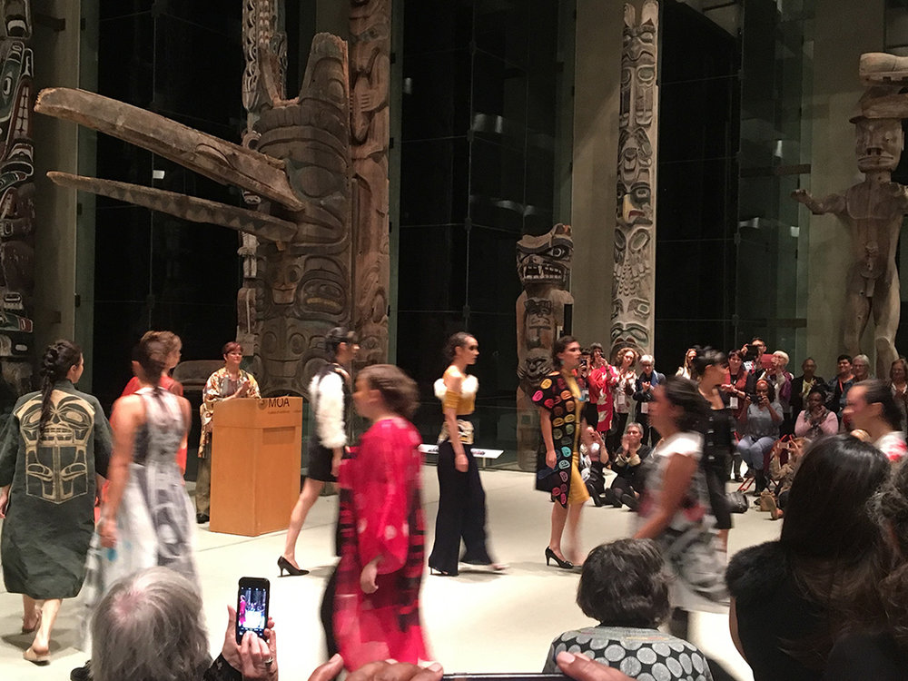 Museum of Anthropology opening reception