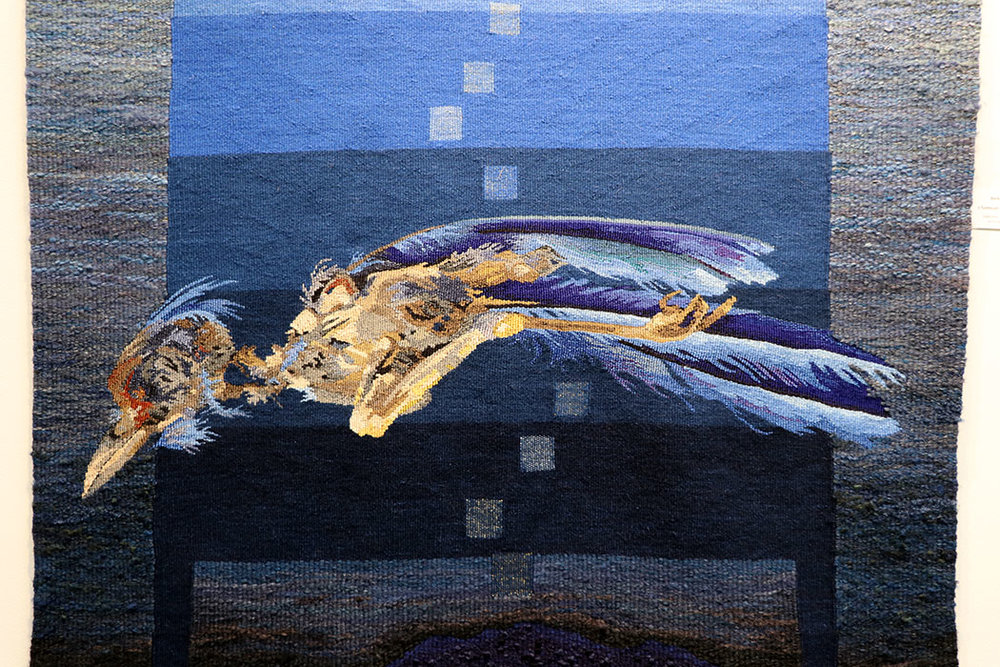 Barbara Heller,  Tzimtzum – Transcendence  (detail)