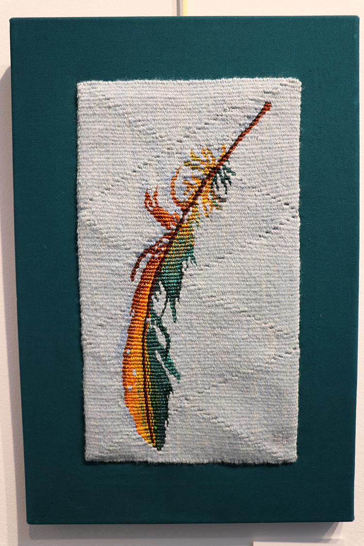 Barbara Heller, Feathers - Sephirot