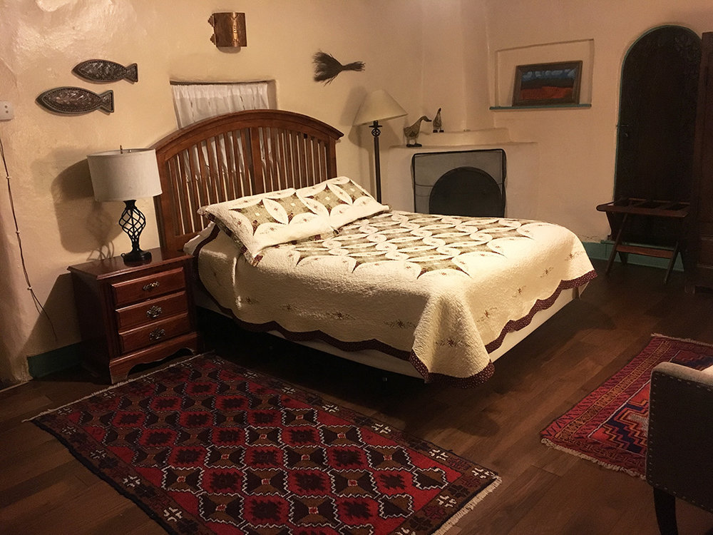 Historic house room