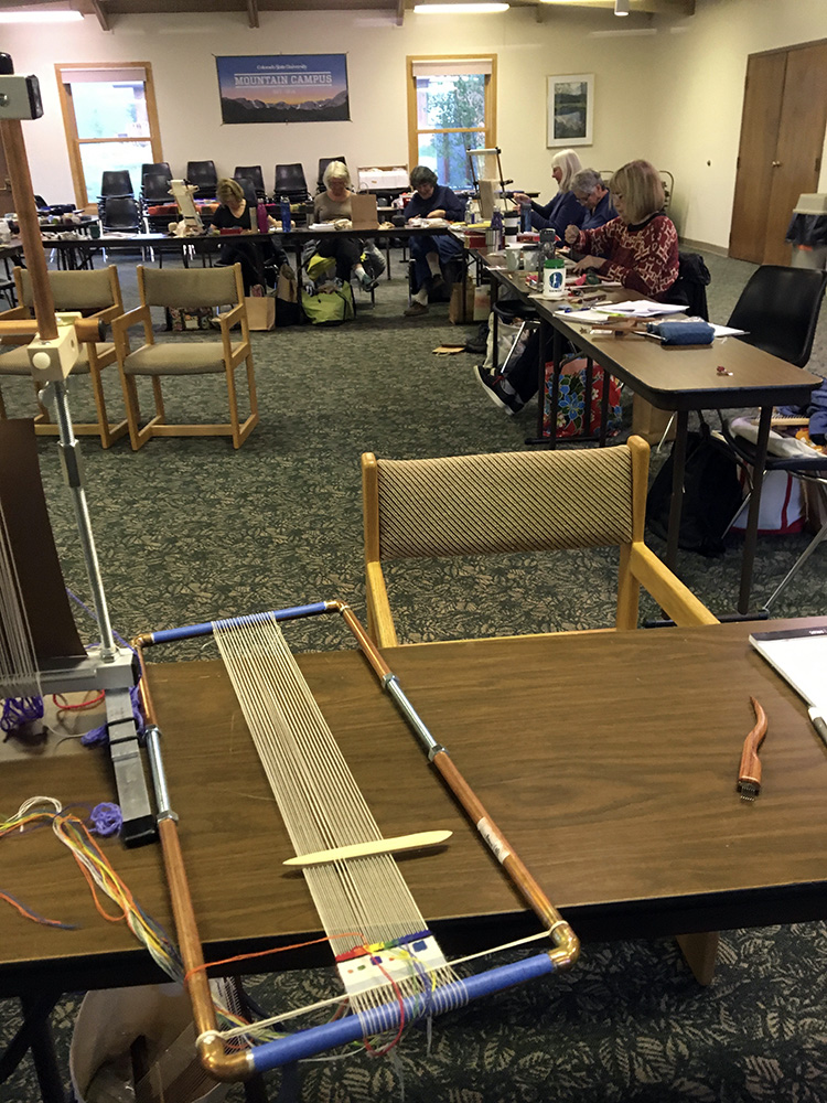 Hotchkiss Lodge classroom