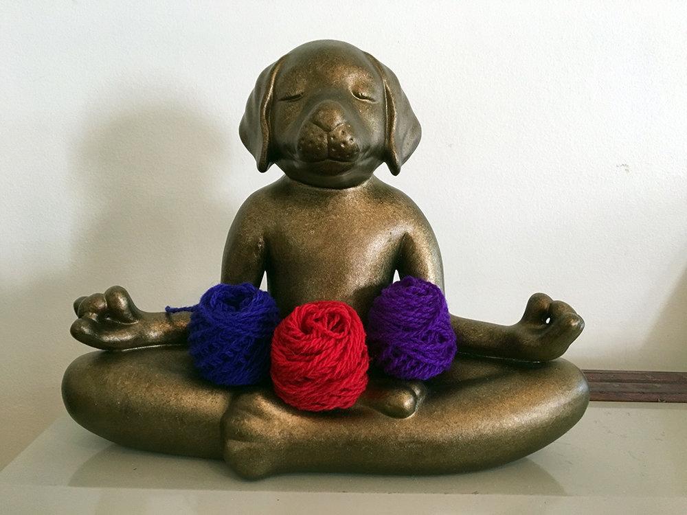 Yarn buddha