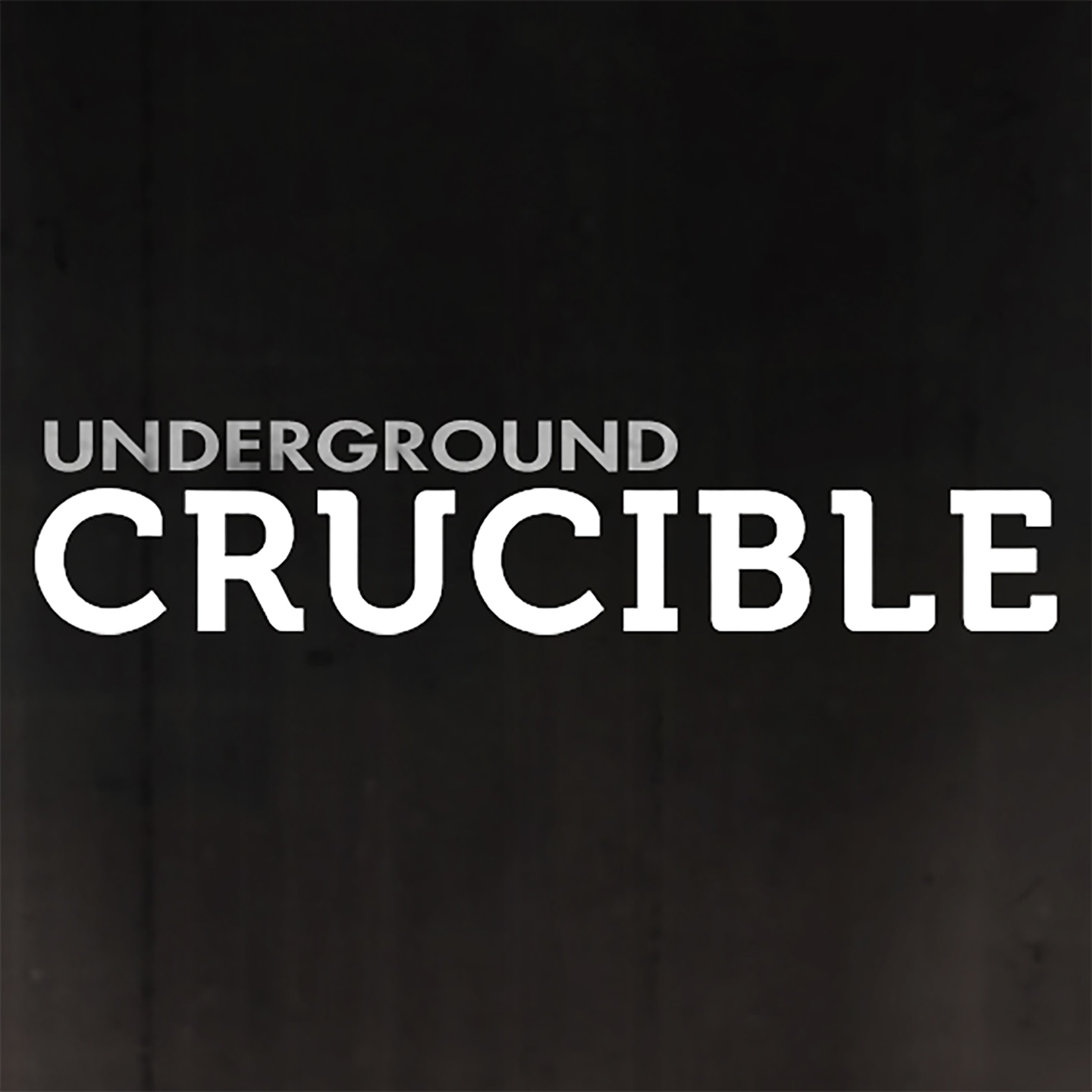 Underground Network | Crucible Talks