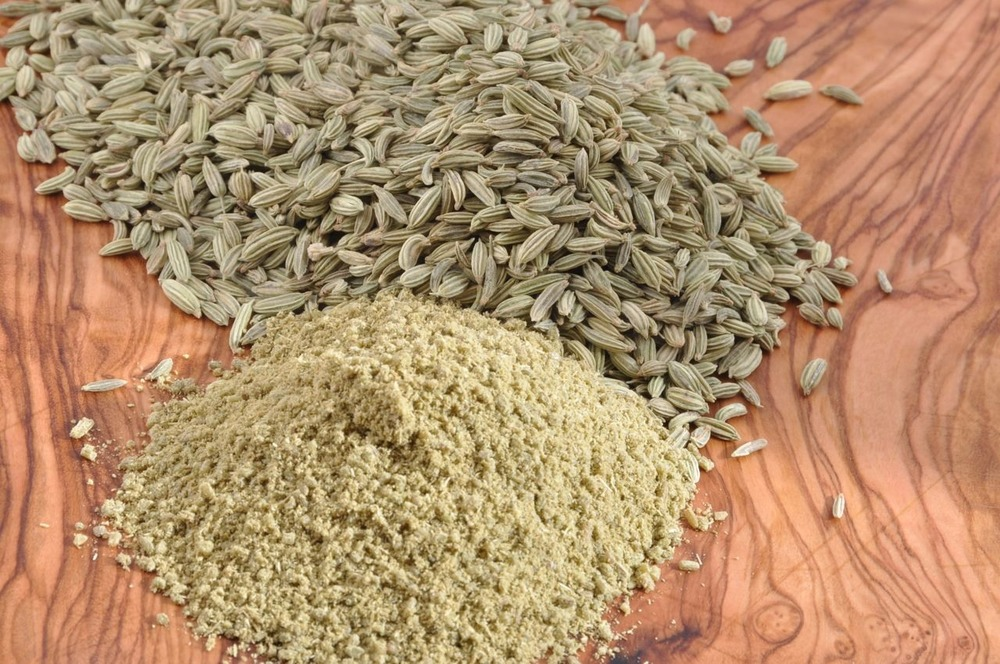 Fennel Seeds, Whole and Ground