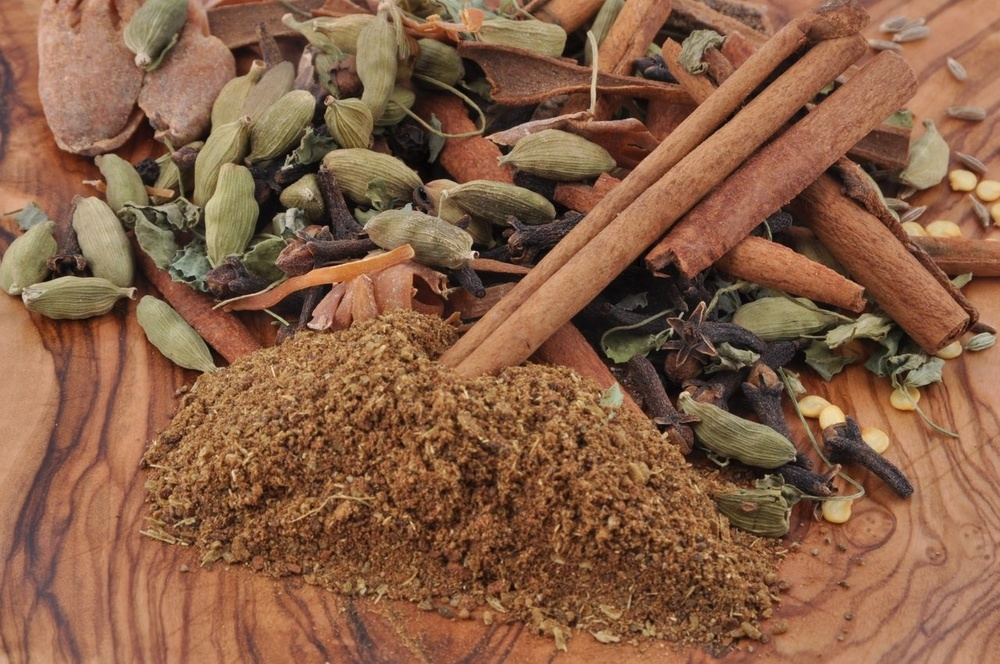 Garam Masala, Whole and Ground