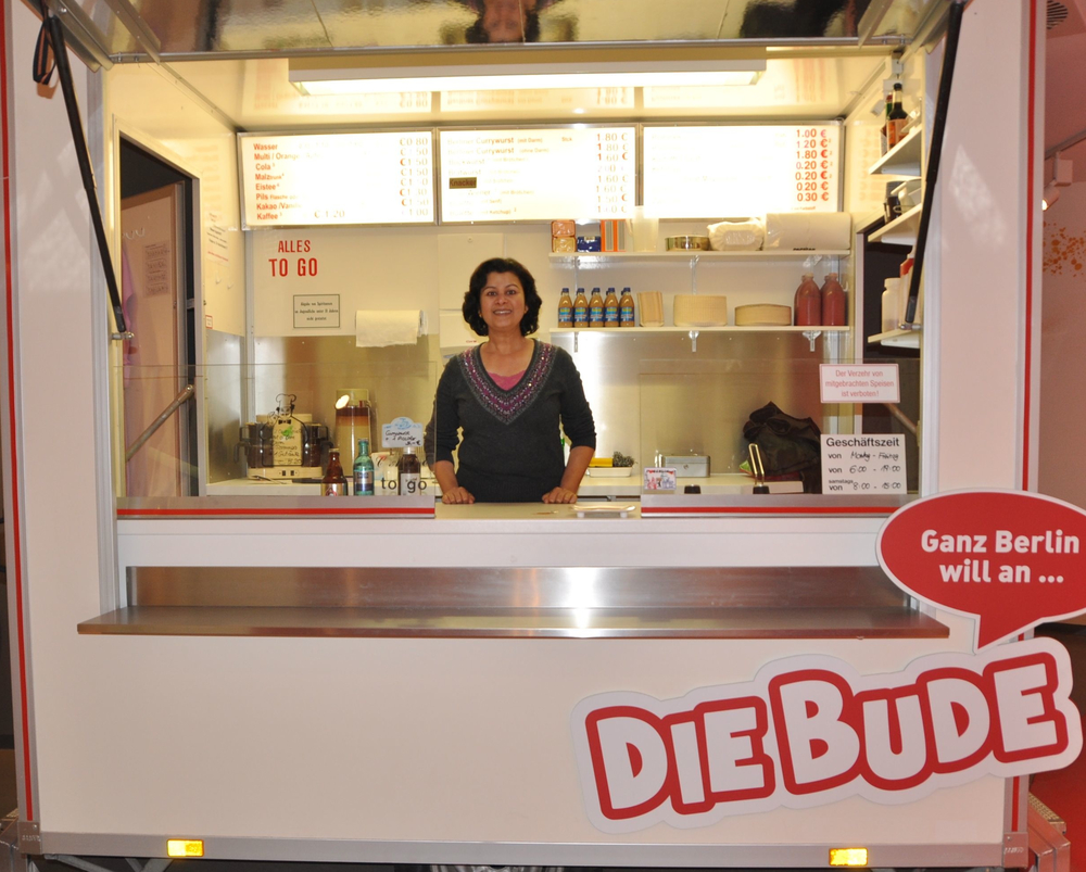 Currywurst Stand
