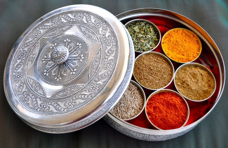 Spice Shop Buy Spice Tins Here Smita Chandra
