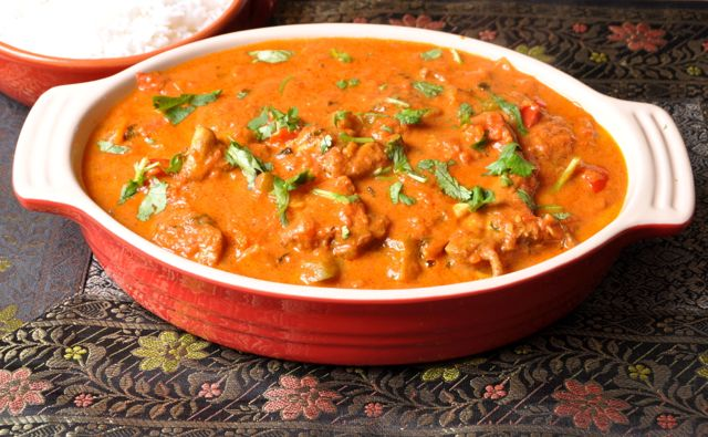 Easy Home Style Butter Chicken