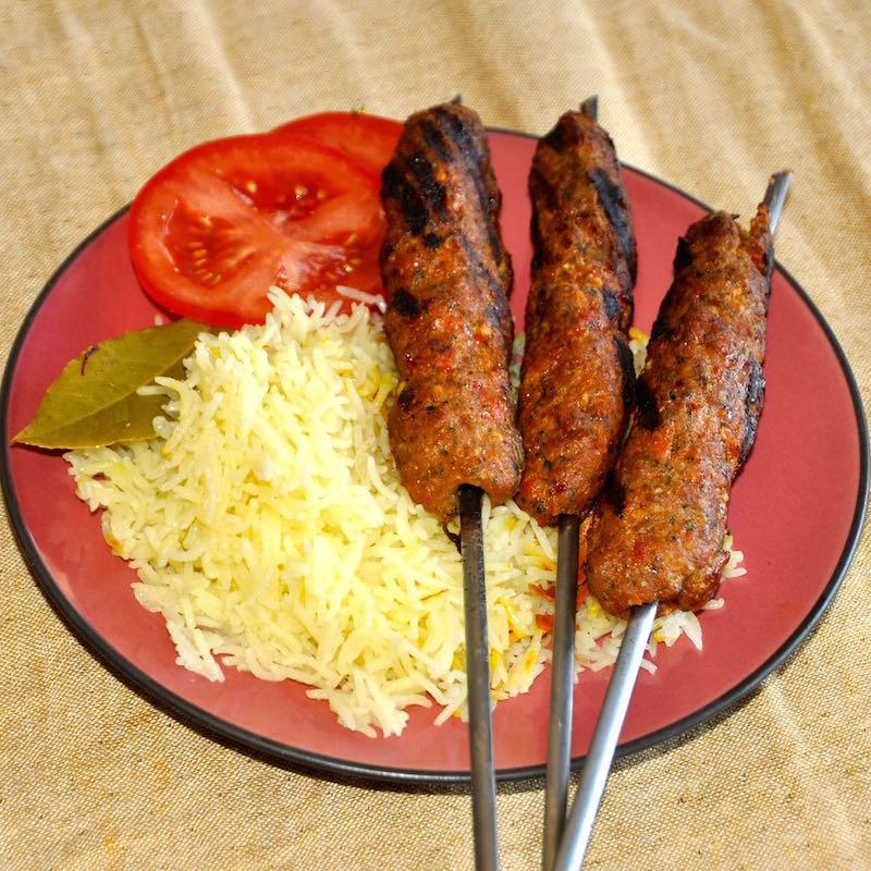Lamb Kababs