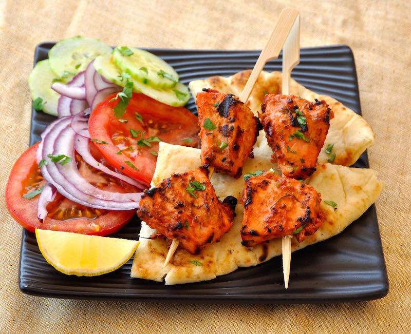 Tandoori Mustard Chicken Tikka