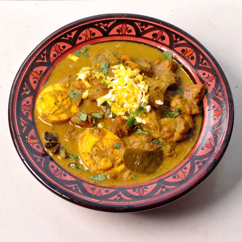 Nyonya Chicken Curry Kapitan