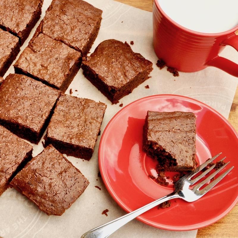 Espresso Cardamom Brownies