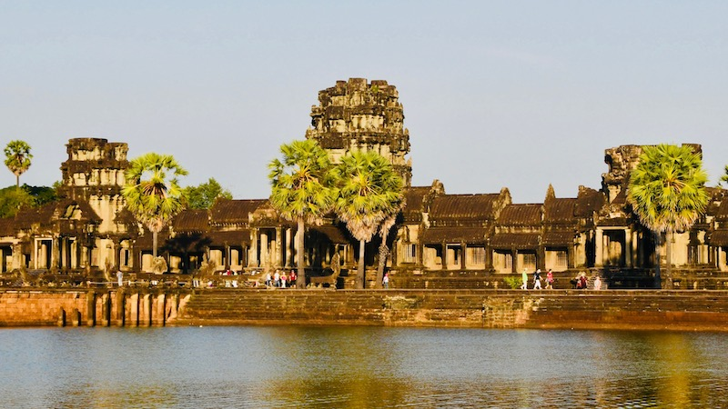 Fish Curry In Angkor Wat
