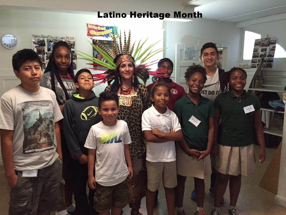 Latino Heritage Month