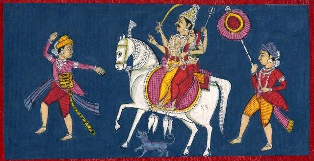 Khandoba_Poona_painting_1800-05.jpg