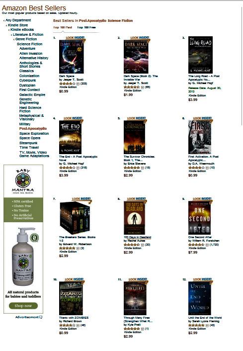 Bestseller List