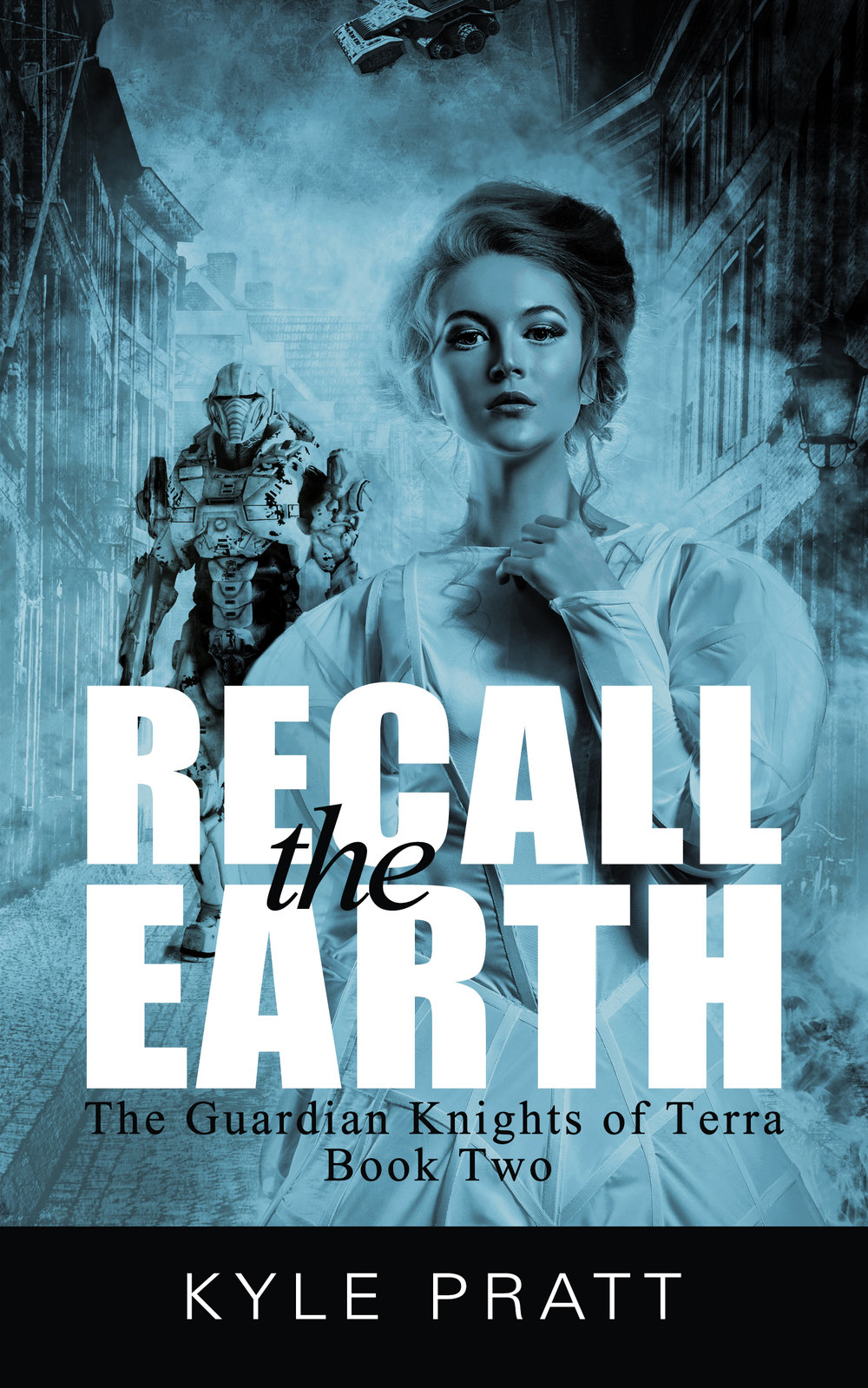 Recall the Earth Book two in the Guardian Knights of Terra series. Lucas's sister, Katherine, smuggles Rachel to their home planet in the Devon system, but Prince Draven and the soldiers of Nightwatch are waiting there to kill them.   In battle on another world, Lucas is seriously wounded and has no idea of the danger facing his sister and Rachel, or that the Valac are fighting to surround his home world. His entire family may die before he can do anything to save them.