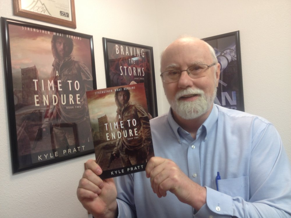 A Time to Endure, A Cascade award finalist.