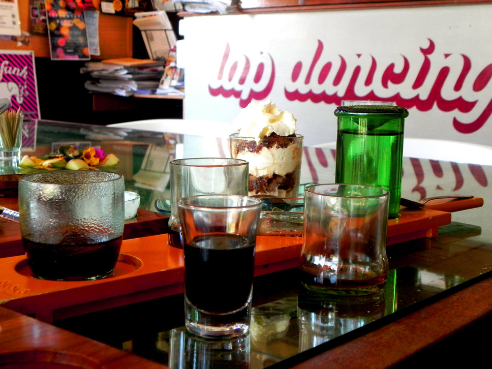 Tasting platter at Seniman Coffee Studio || Photograph: The Oloo Blog