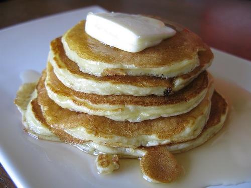 Edna Mae's Sour Cream Pancakes. — Life & Sundry