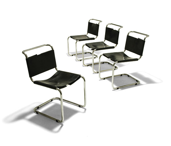 Fig 1.1    | Cesca Side chair B33, 1929, Marcel Breuer.