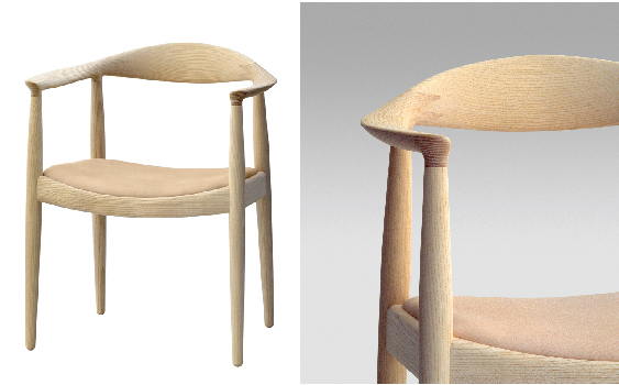 Fig 1.6  | The Chair, 1949, Hans J. Wegner