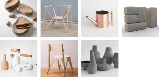 Fig 2.1  | Eksperiment:  enkelhed i materiale