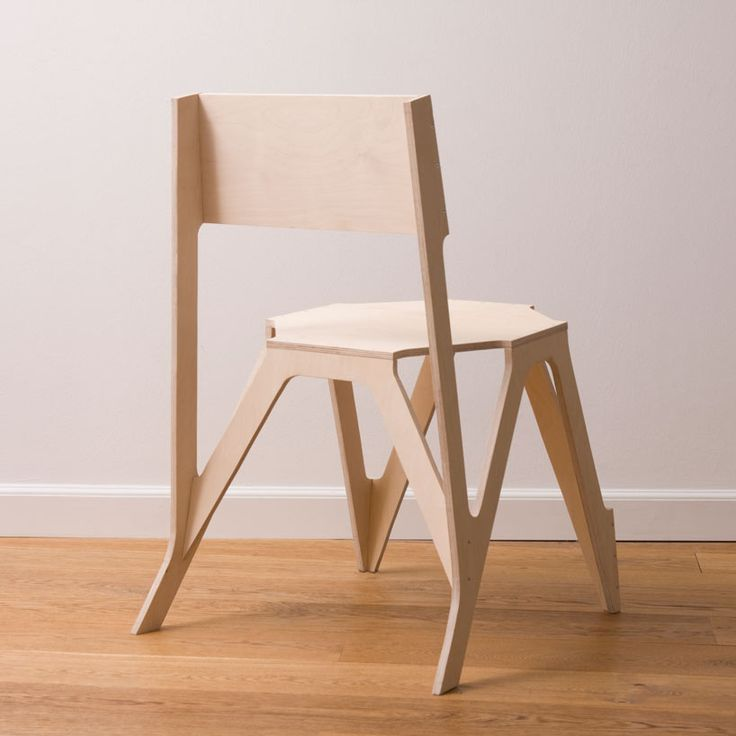 Fig 2.5  I  Bone Chair , prototype 2011 by JDS Architects