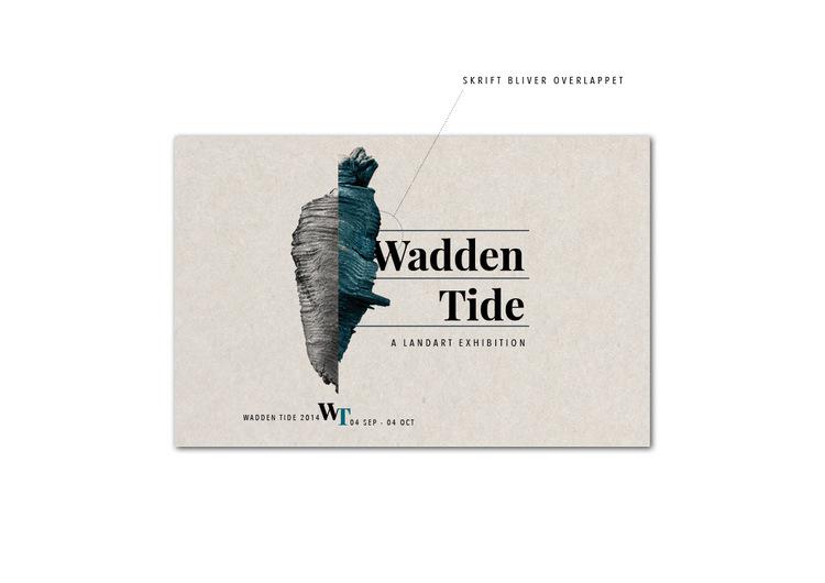 Wadden Tide / Grafisk identitet og billedstil