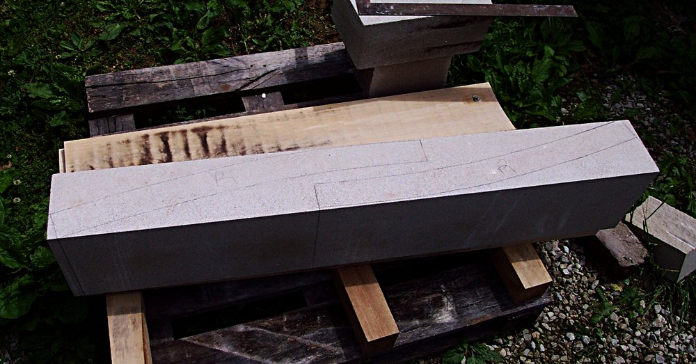 MAKING A CURVED COPING
