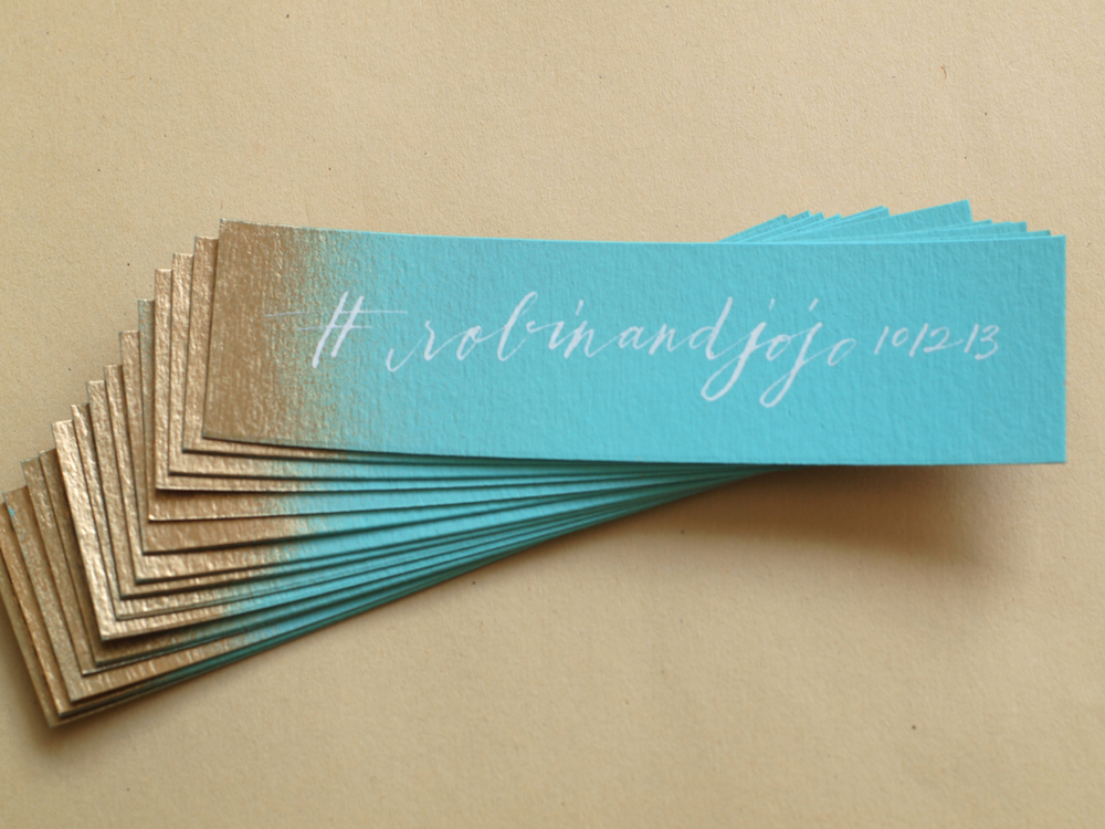 calligraphy hashtag signs