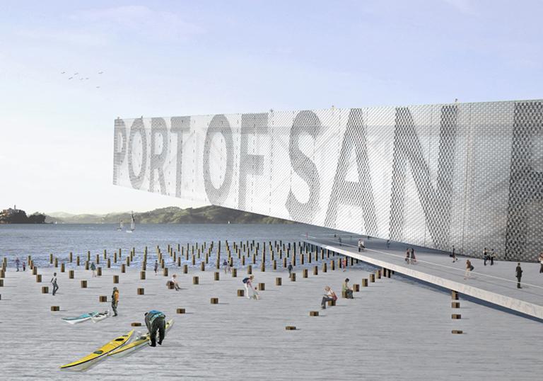 Pier 27 - Cruise Terminal, San Francisco