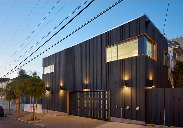 Bernal Heights Residence, SF