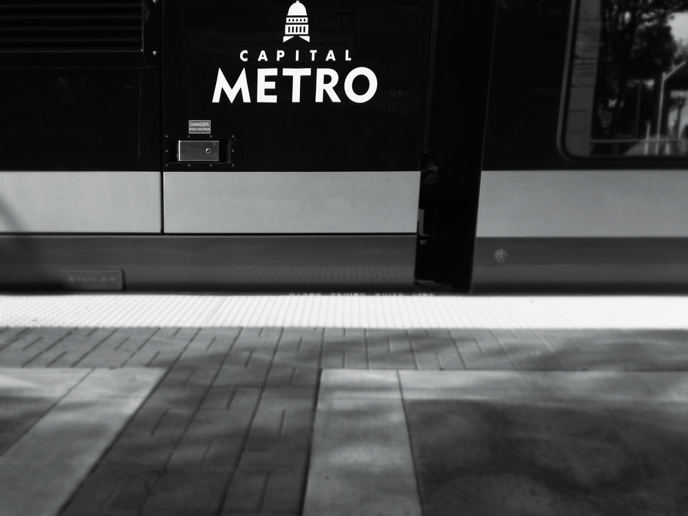 Riding the Metro - 4/18