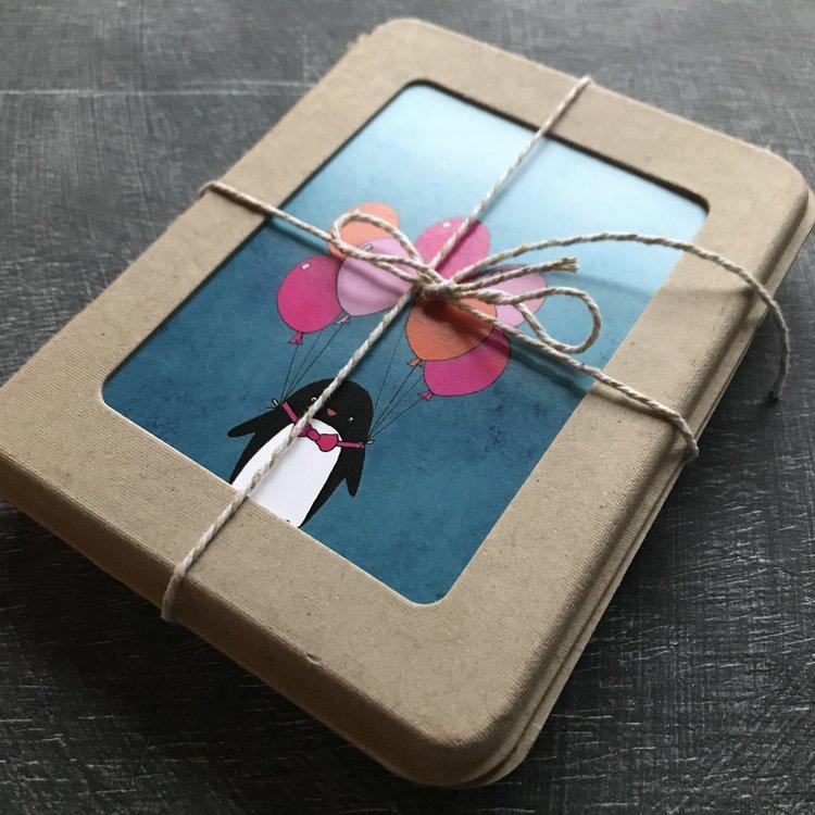 Dream big greeting card boxed set red umbrella designs dream big greeting card boxed set m4hsunfo